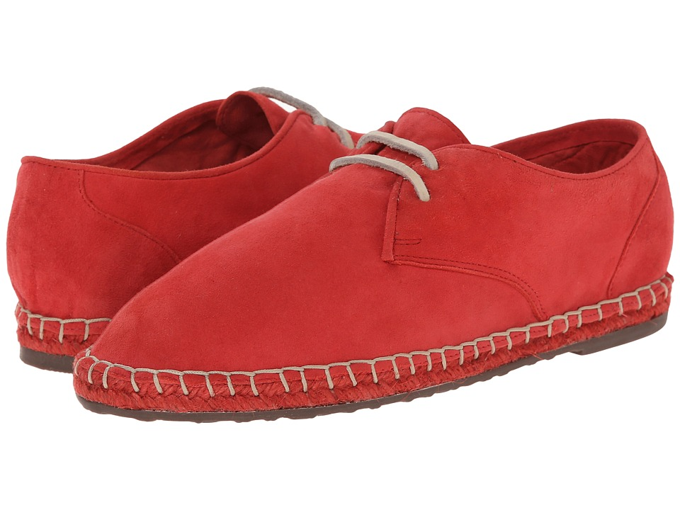 Sebago Darien Lace Up (Coral Suede) Women