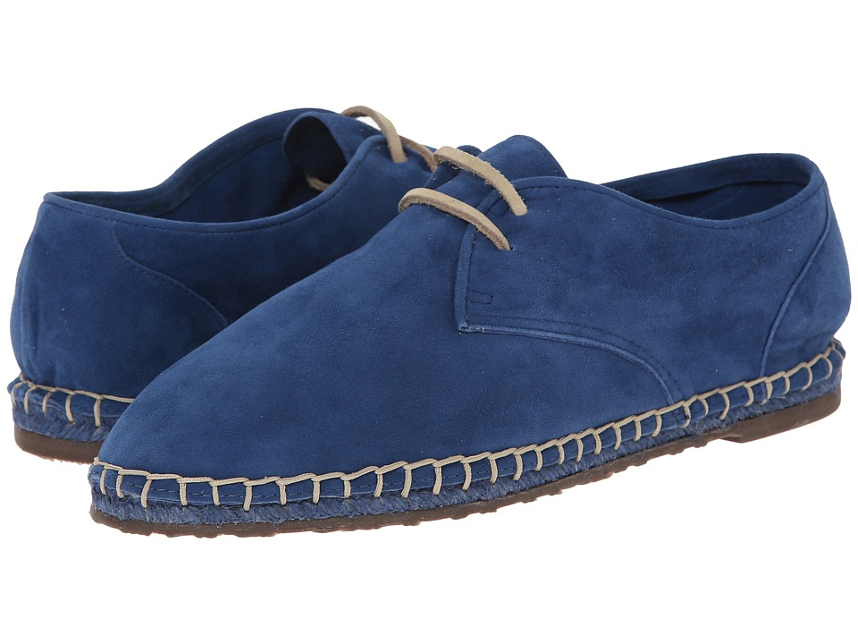 Sebago Darien Lace Up (Navy Suede) Women