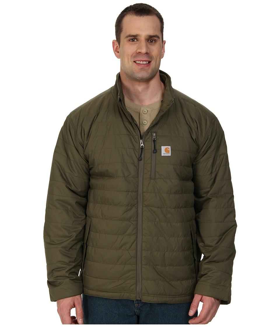 Carhartt - Big Tall Gilliam Jacket (Moss) Men's Coat