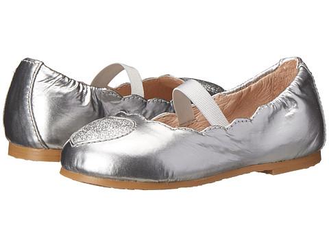Bloch Kids - Valentine (Toddler) (Argento) Girls Shoes