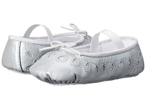 Bloch Kids - Caroline (Infant/Toddler) (Argento) Girls Shoes