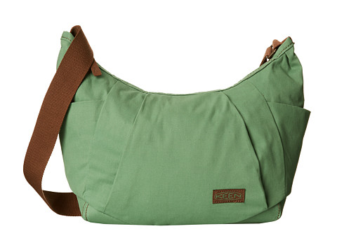 Keen - Westport Shoulder Bag Brushed Twill (Sagebrush Green) Cross Body Handbags