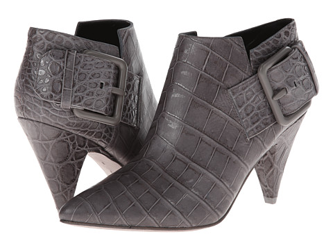 Sigerson Morrison - Fifi 2 (Gray Moc Croc) Women's Shoes