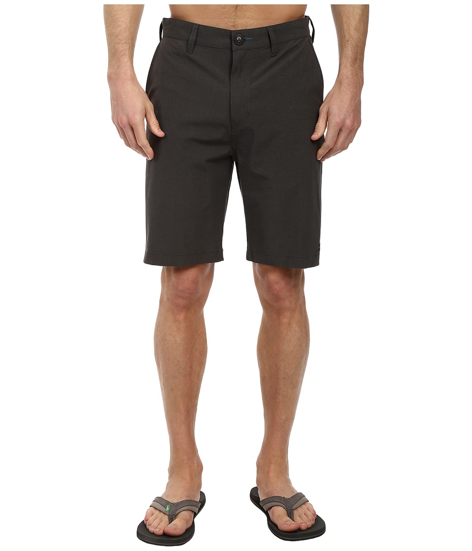 Billabong - Crossfire X Hybrid Short (Asphalt) Men's Shorts