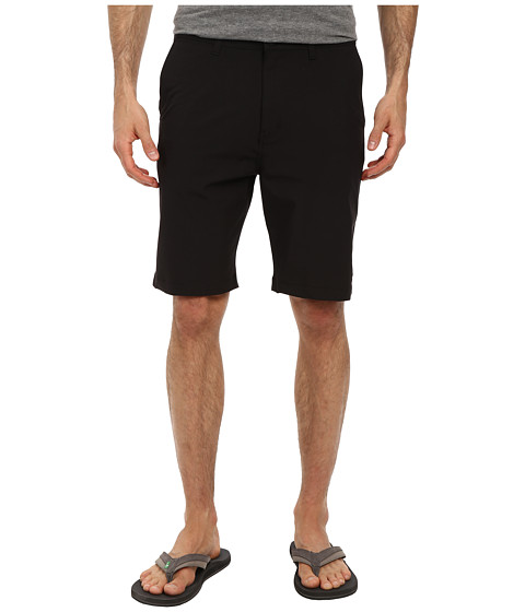 Billabong - Crossfire X Hybrid Short (Black) Men's Shorts