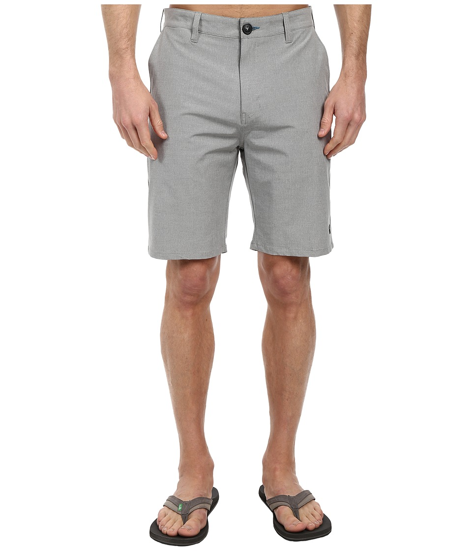 Billabong - Crossfire X Hybrid Short (Grey) Men's Shorts