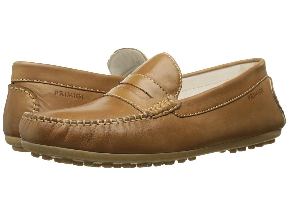 Primigi Kids - Brad 1-E (Little Kid) (Beige) Boy's Shoes