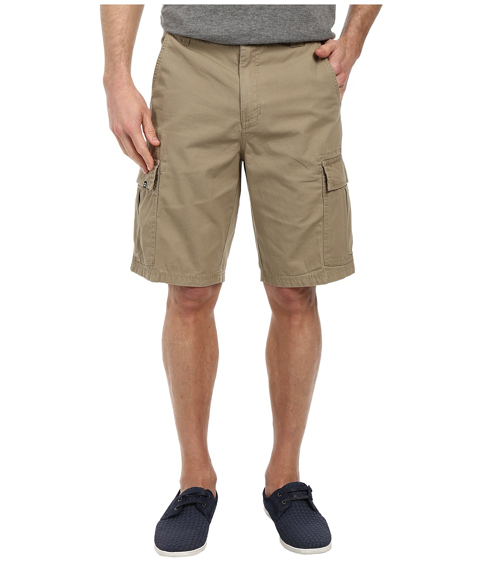 Billabong - Scheme Cargo Walkshort (Dark Khaki) Men's Shorts