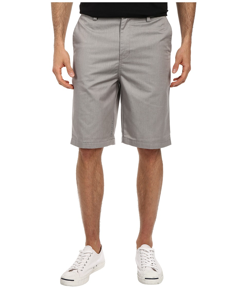 Billabong - Carter Chino Short (Grey Heather) Men's Shorts