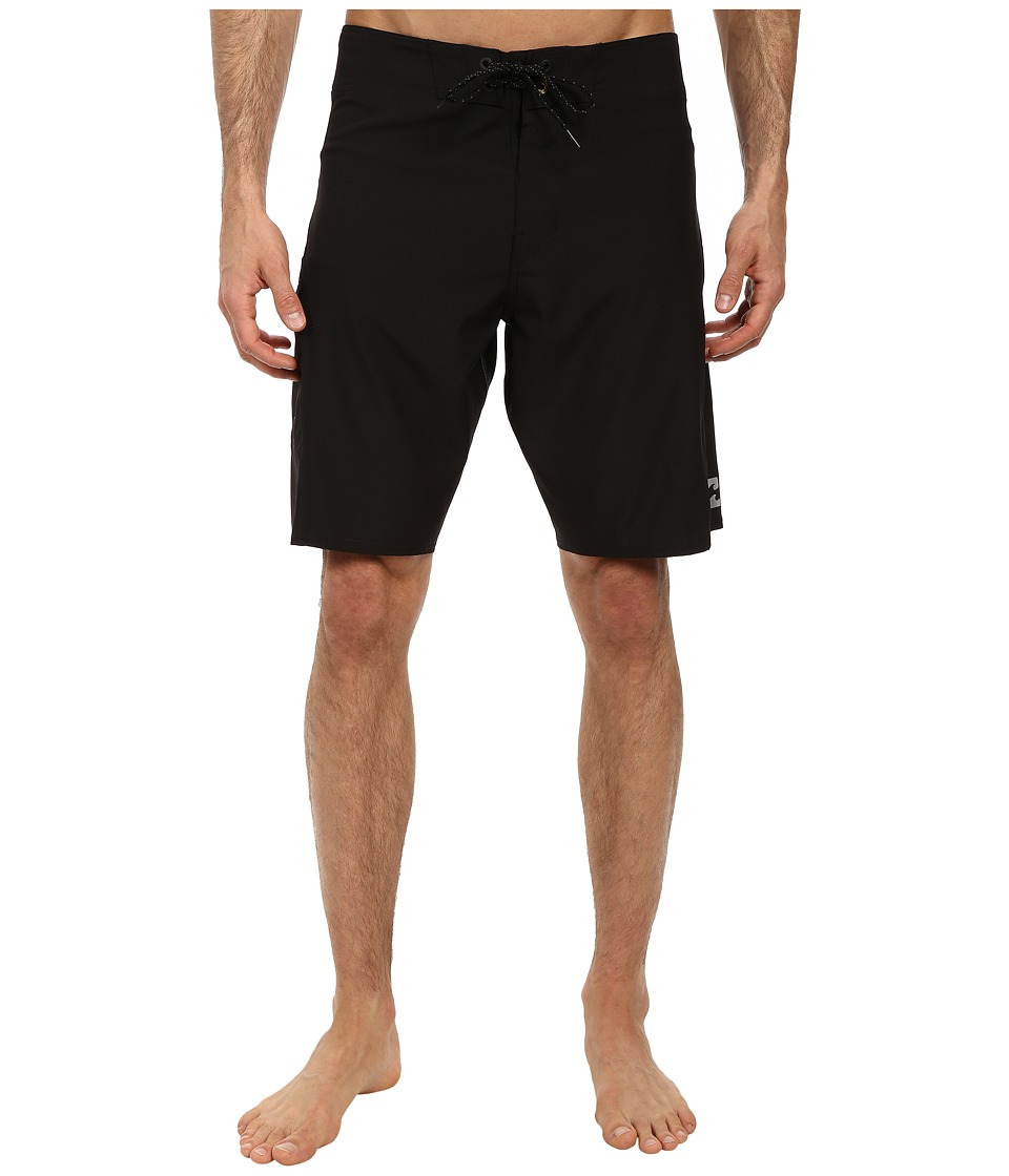 Billabong - All Day Solid Boardshort (Black 2) Men's Swimwear