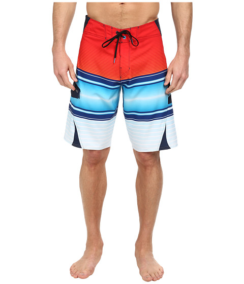 Billabong - Occy Blender 21 Boardshort (Red) Men's Swimwear