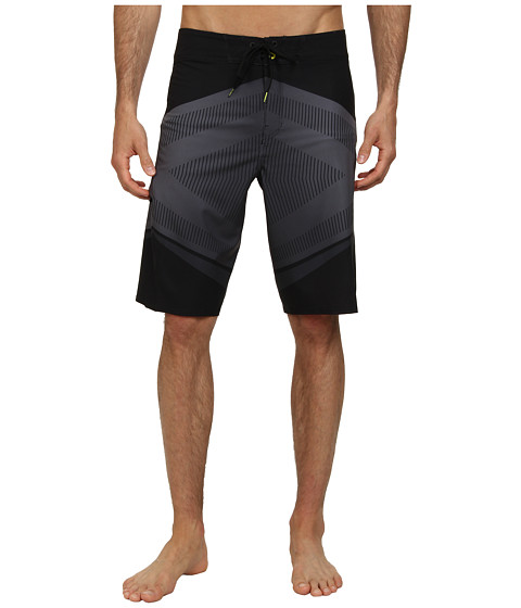 Billabong - Dominance 22 Boardshort (Black) Men's Swimwear