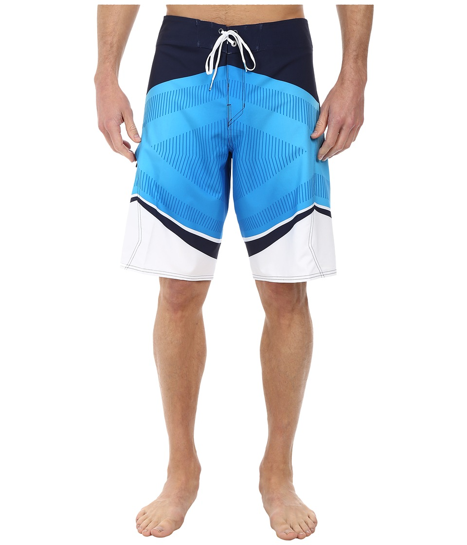 Billabong - Dominance 22 Boardshort (Blue) Men's Swimwear