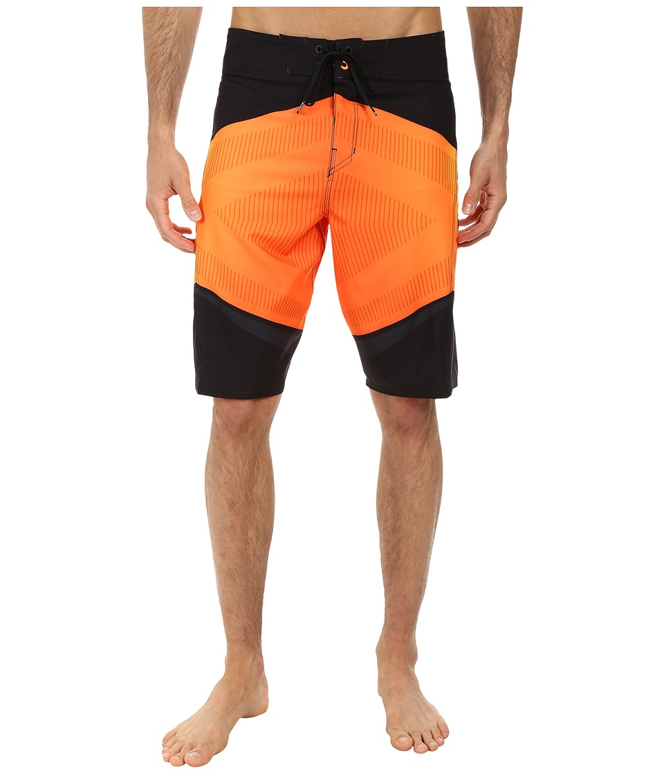 Billabong - Dominance 22 Boardshort (Black Orange) Men