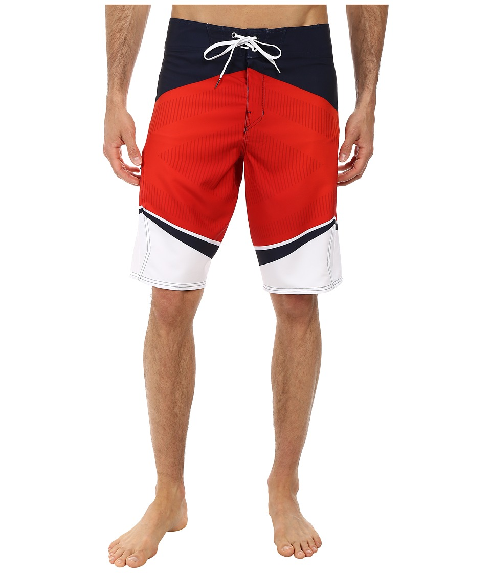 Billabong - Dominance 22 Boardshort (Red) Men's Swimwear