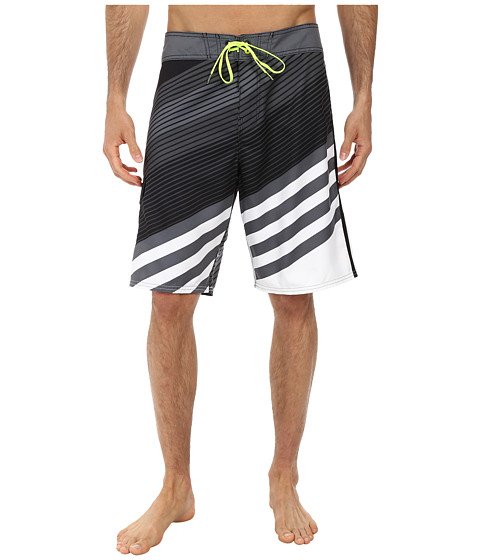 Billabong - Slice 21 Boardshort (Black) Men's Swimwear