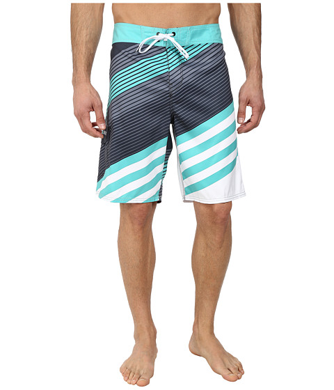 Billabong - Slice 21 Boardshort (Grey) Men's Swimwear