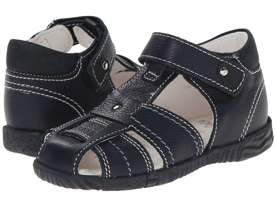 Primigi Kids - Lars-E (Infant/Toddler) (Blue 1) Boys Shoes
