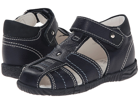 Primigi Kids - Lars-E (Infant/Toddler) (Blue 1) Boys Shoes
