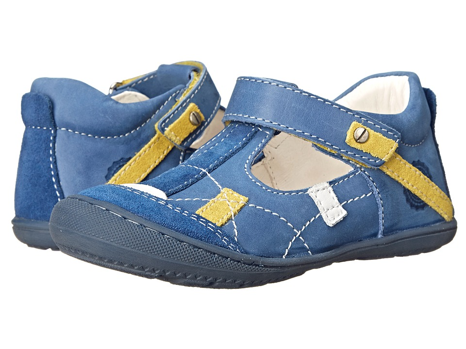 Primigi Kids - Byron-E (Infant/Toddler) (Blue) Boy
