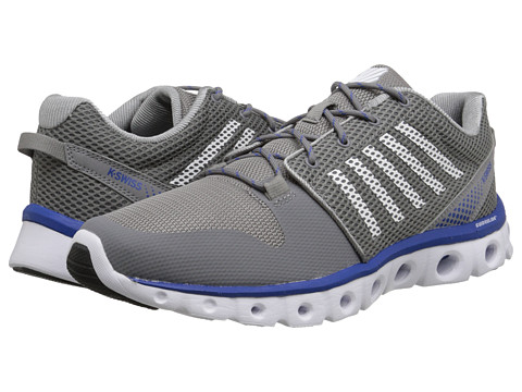 K-Swiss - X-Lite Comfort (Stingray/Classic Blue) Men
