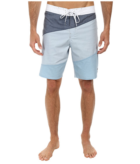 Billabong - Menace 19 Boardshort (Grey) Men's Swimwear