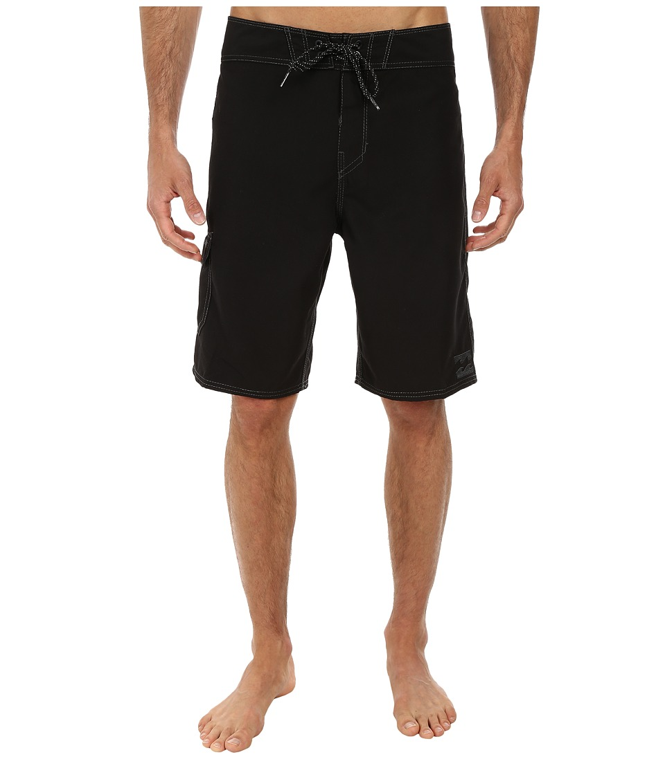Billabong - All Day 21 Boardshort (Black) Men's Swimwear