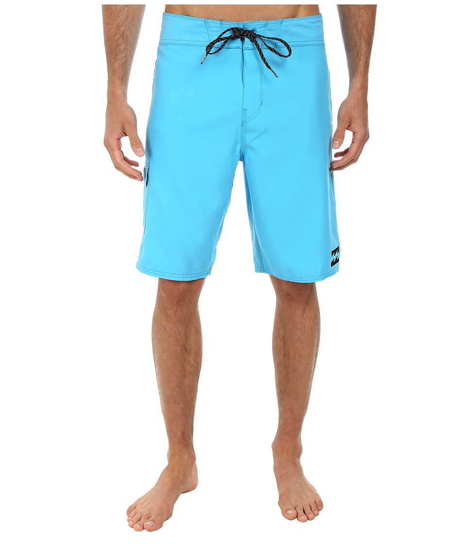 Billabong - All Day 21 Boardshort (Cyan) Men's Swimwear