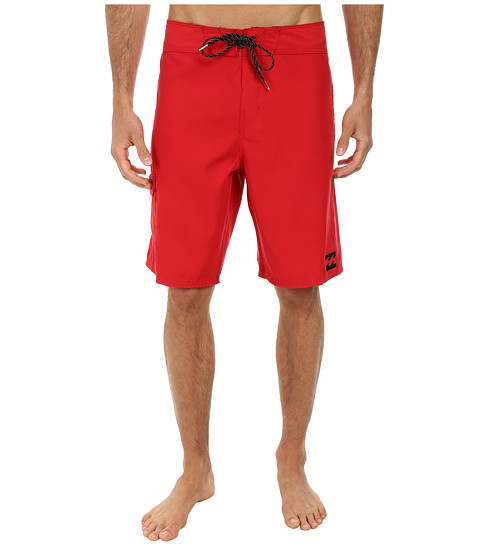 Billabong - All Day 21 Boardshort (Deep Red) Men's Swimwear