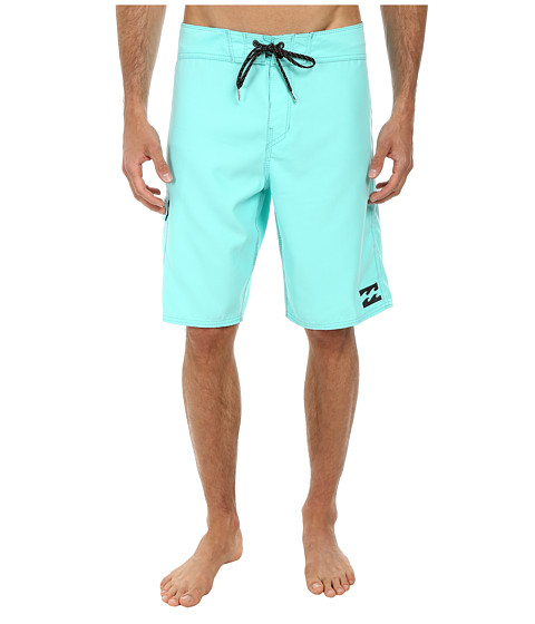Billabong - All Day 21 Boardshort (Mint) Men's Swimwear