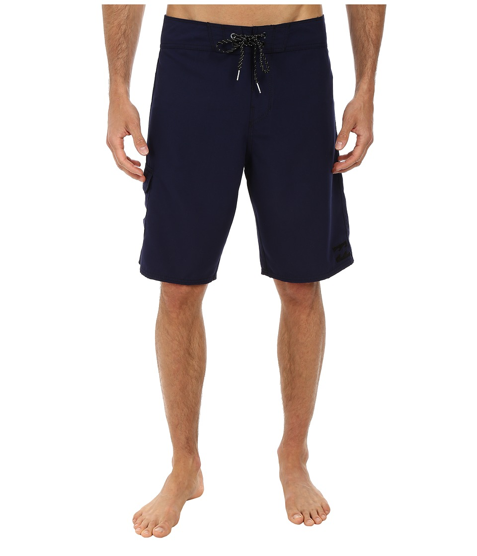 Billabong - All Day 21 Boardshort (Navy Blue) Men's Swimwear