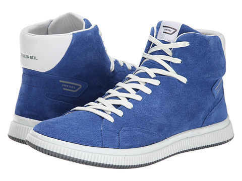 Diesel - Urbany Sprawl (Classic Blue) Men's Lace up casual Shoes