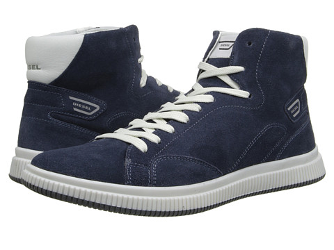 Diesel - Urbany Sprawl (Blue Nights) Men's Lace up casual Shoes