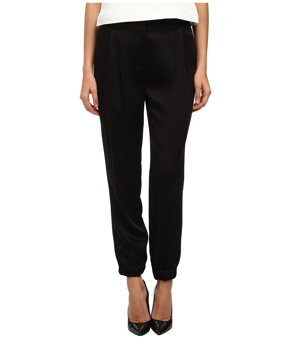 Kate Spade New York - Cinch Bottom Pant (Black) Women