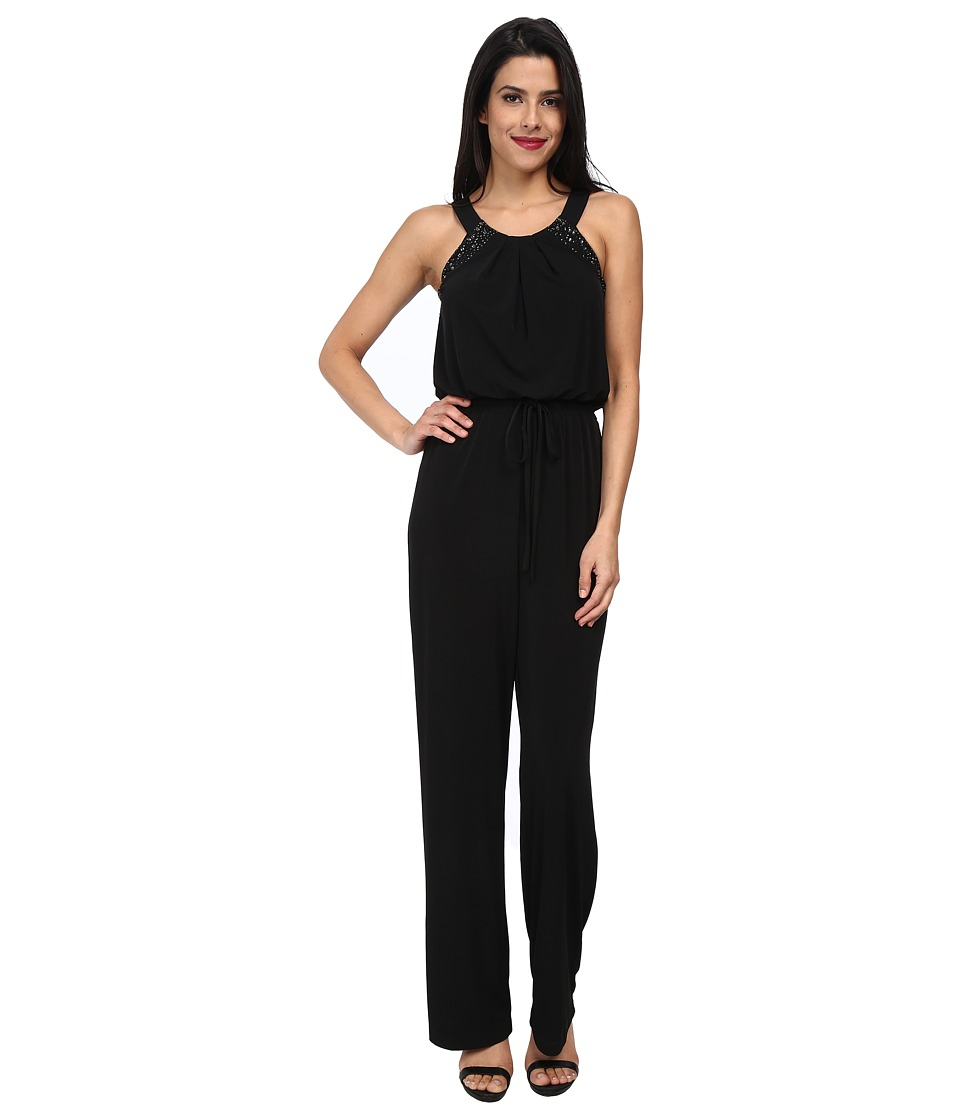 Calvin Klein - Heatfix Jumpsuit (Black) Women