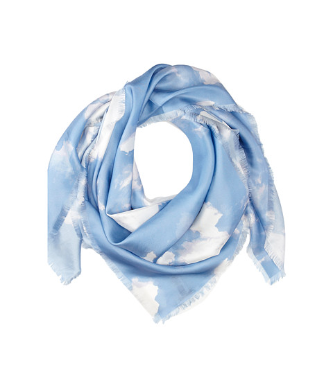 Kate Spade New York - Day Sky Large Square (Day Multi) Scarves