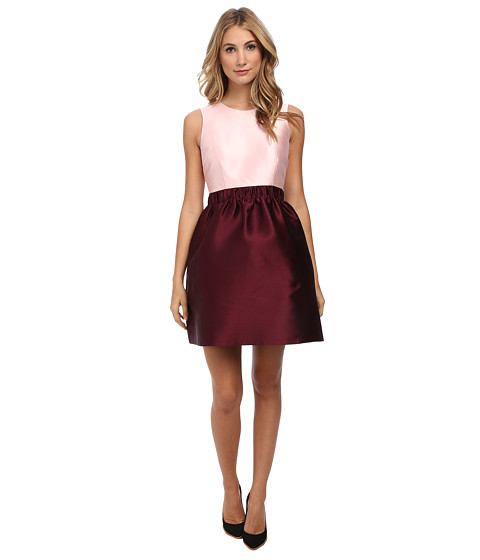 Kate Spade New York - Swift Dress (Blush/Chianti) Women