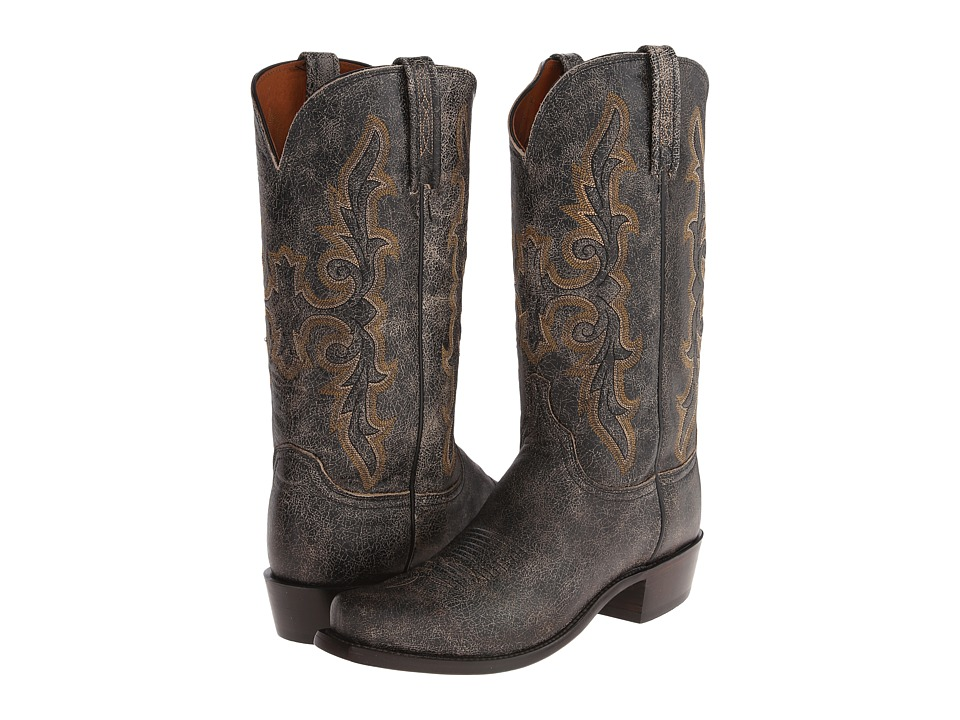 Lucchese - N9630.73 (Brown) Cowboy Boots