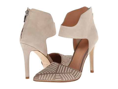 Sigerson Morrison - Galicia (Sand/Taupe Suede) Women's Shoes