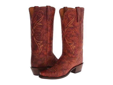 Lucchese N9633.54 (Cognac) Cowboy Boots
