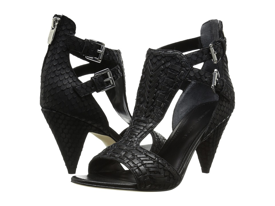 Sigerson Morrison - Kabie (Black Leather) Women