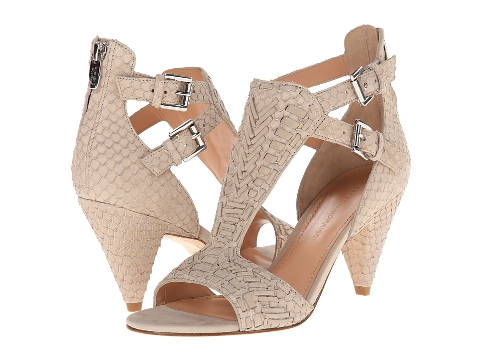 Sigerson Morrison - Kabie (Taupe Leather) Women