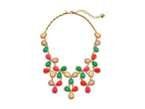Kate Spade New York - Balloon Bouquet Statement Necklace (Multi) Necklace