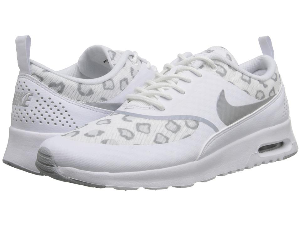 Nike - Air Max Thea (White/Pure Platinum/Bamboo/Wolf Grey) Women