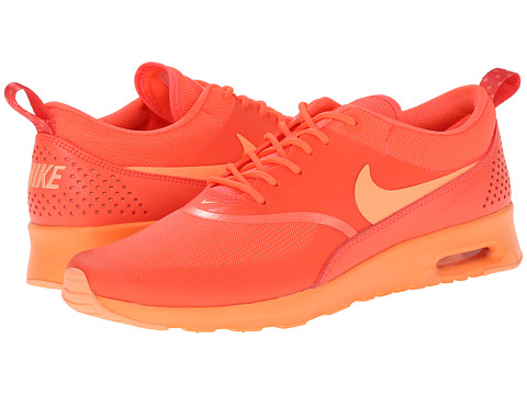 Nike - Air Max Thea (Hot Lava/Sunset Glow) Women's Shoes