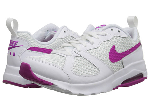 Nike - Air Max Muse (White/Fuchsia Flash) Women