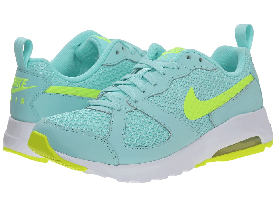 Nike - Air Max Muse (Artisan Teal/White/Volt) Women's Shoes