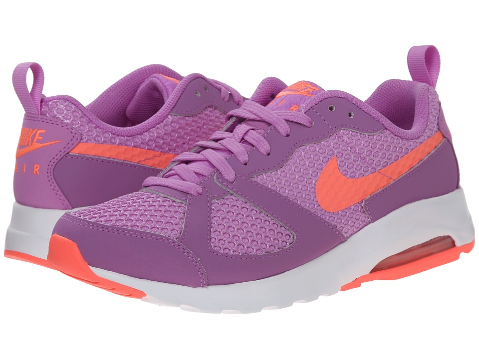 Nike - Air Max Muse (Fuchsia Glow/White/Lava Glow) Women's Shoes