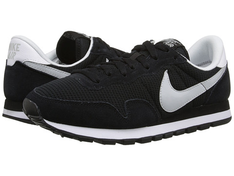 Nike - Air Pegasus '83 (Black/White/Grey Mist) Women's Shoes
