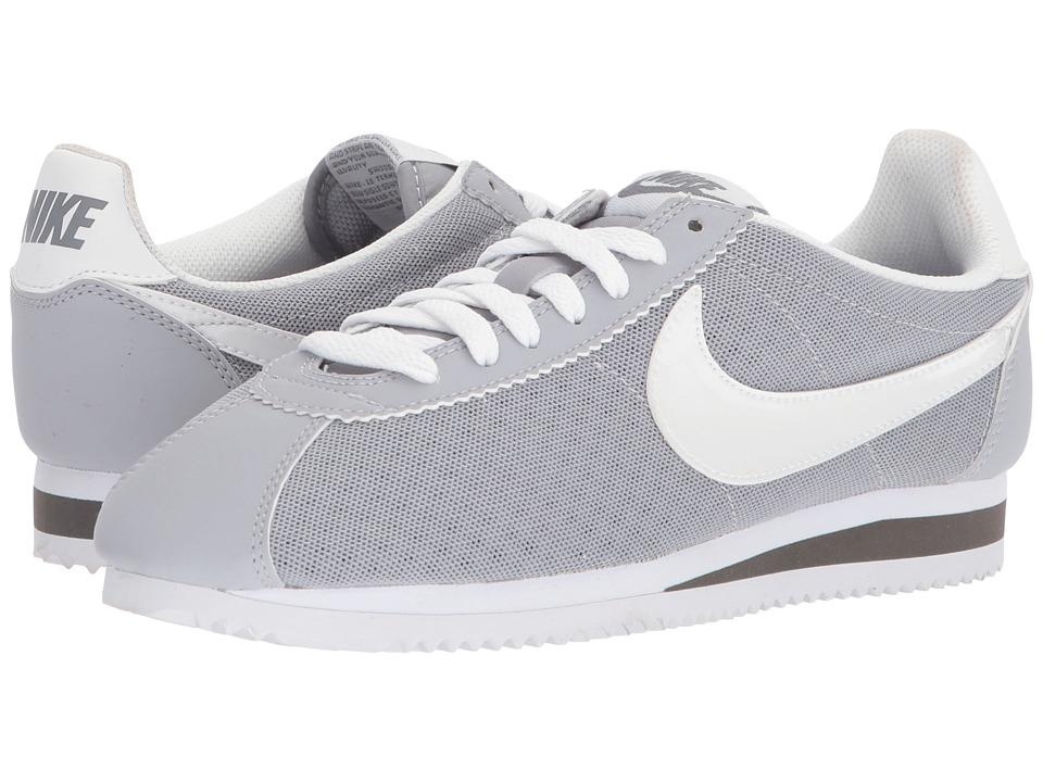 Nike Classic Cortez BR (Wolf Grey/Cool Grey/White) Women
